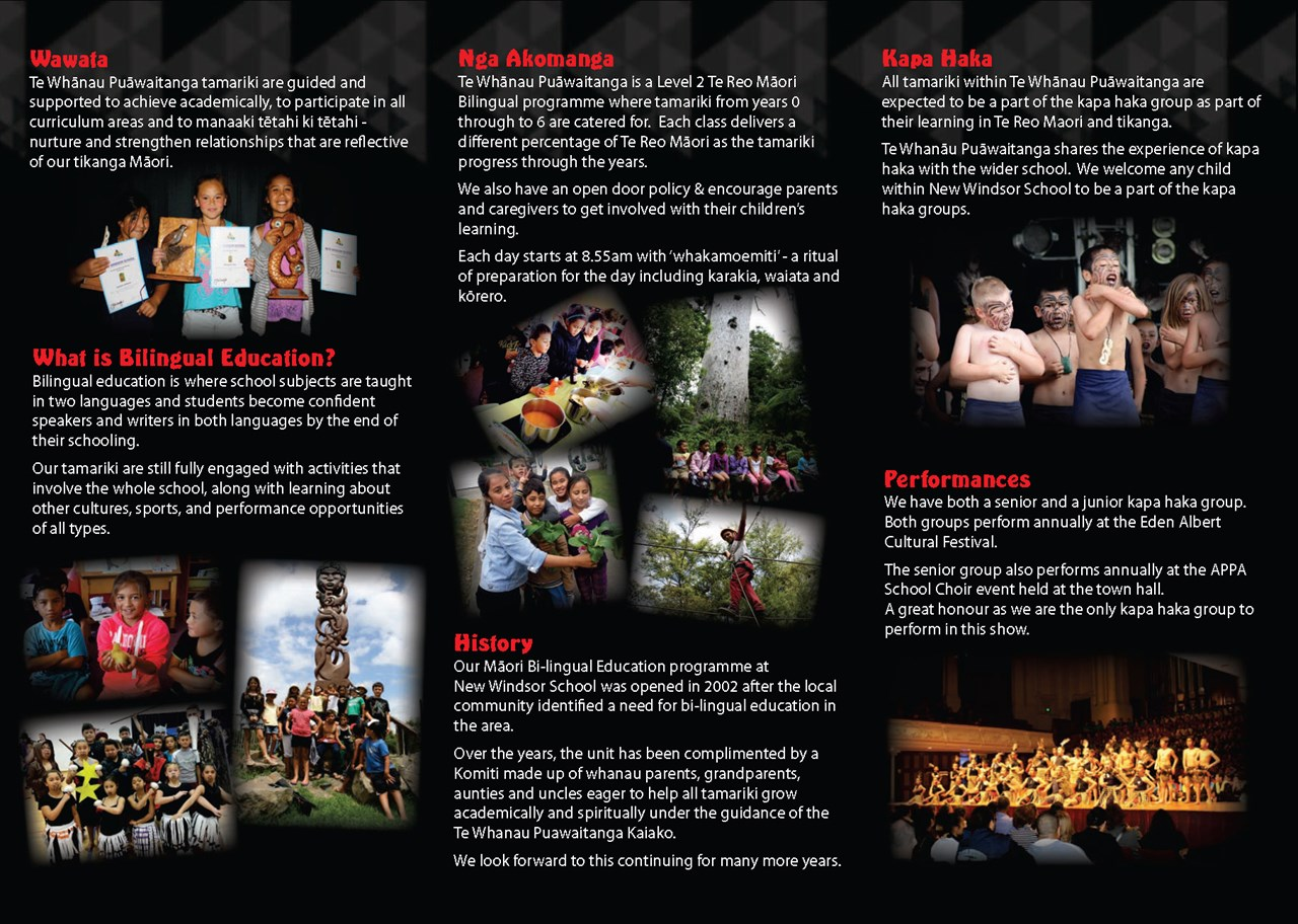 New Windsor TWP Brochure Page 2